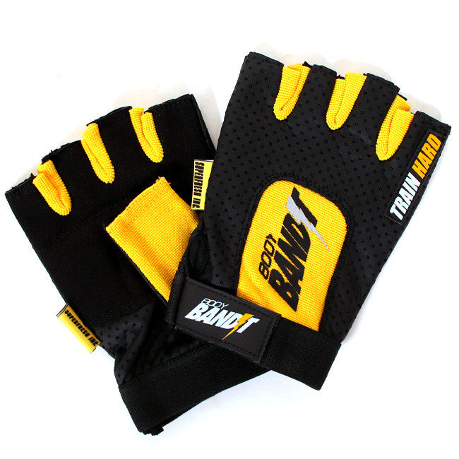 Body Bandit Gloves (yellow) V2.0