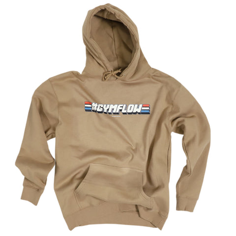 Gym Flow<br> [Hoody]<br> PRE-ORDER! (ships 4/12-4/19)