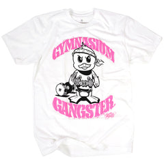 Gymnasium Gangster<br> [tee]<br> (ships 9/15-9/22)