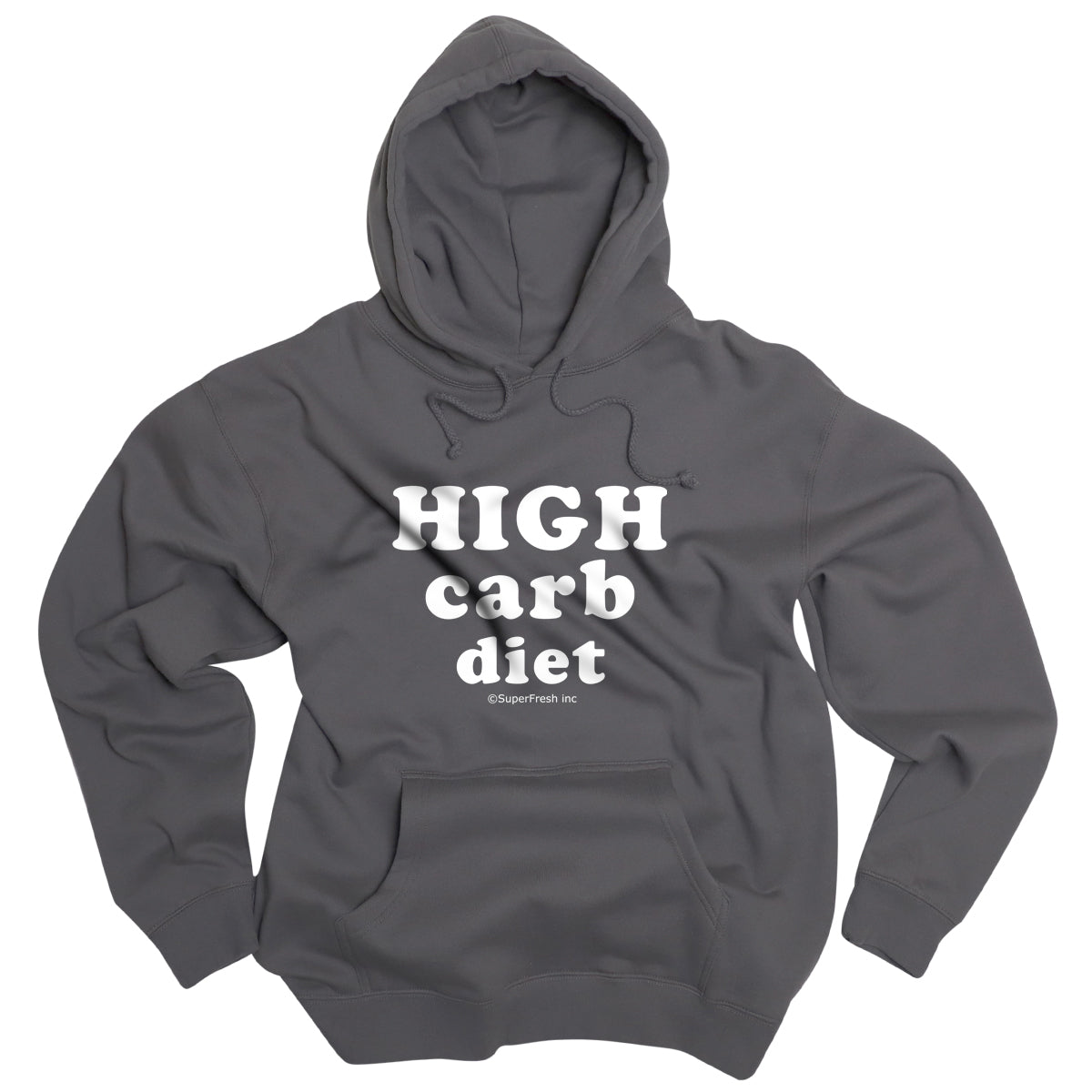 High Carb Diet<br> [Hoody]