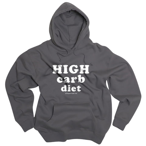 High Carb Diet<br> [Hoody]<br> PRE-ORDER! (ships 01/11-01/18)