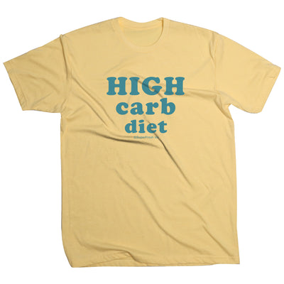 High Carb Diet