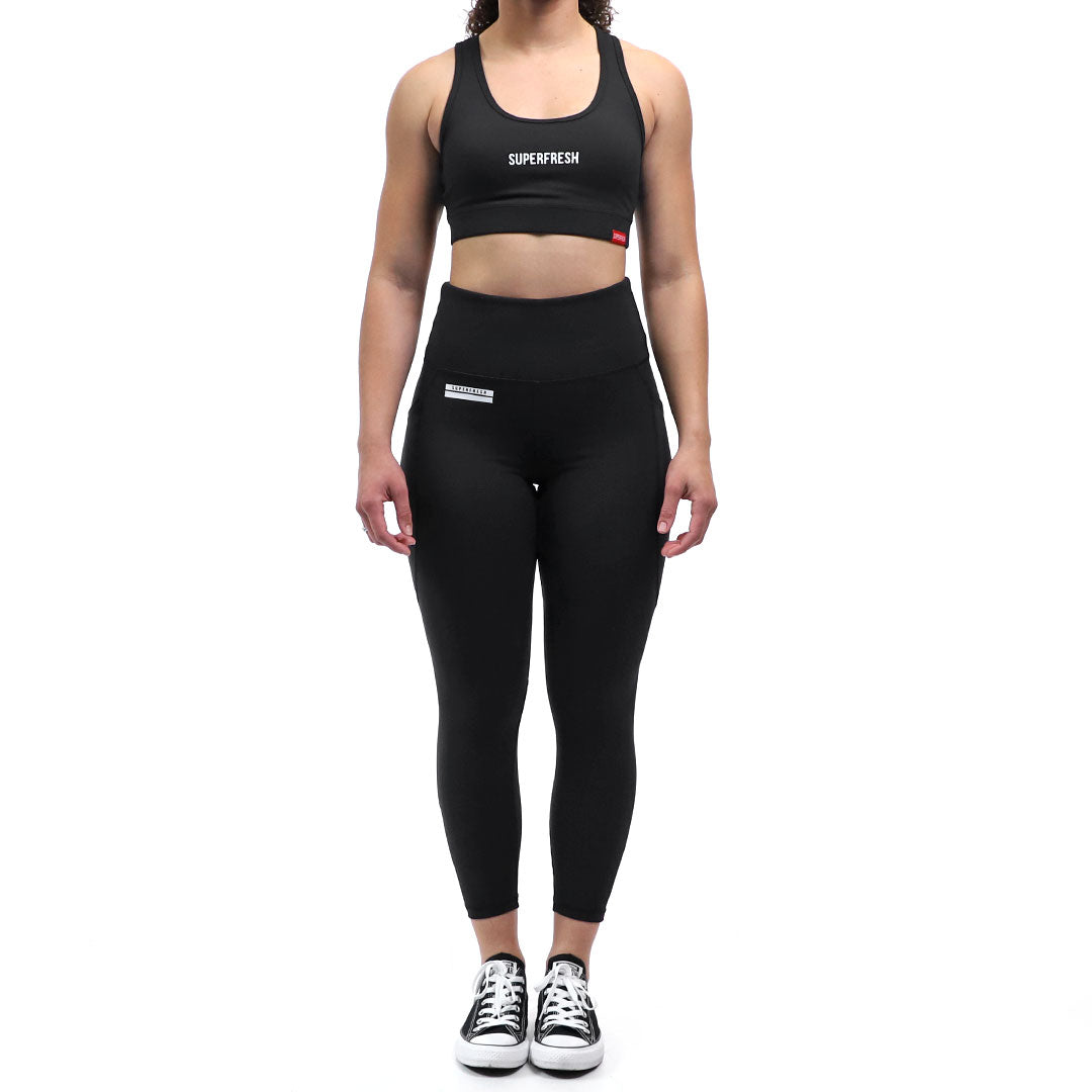 The Luxury Leggings<br> (Black)