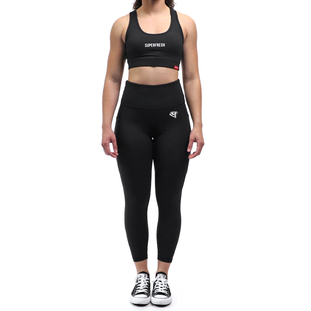 Luxury Lite Emblem Leggings