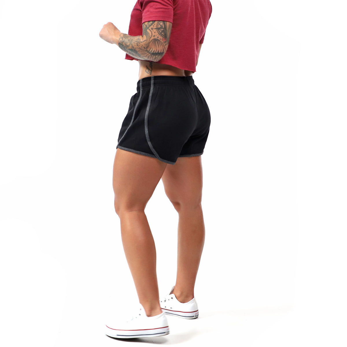 The Lounge Shorts<br> (Black)