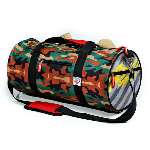 Mini Barrel Duffle