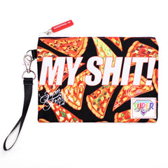 My Sh*t Organizer Pouch V2<br> (pizza)