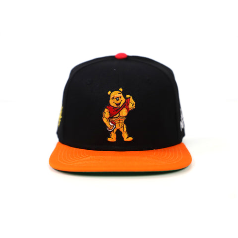 All Natural Pooh snapback