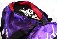 Purple rain duffle 2.2<br> (bonus stock)