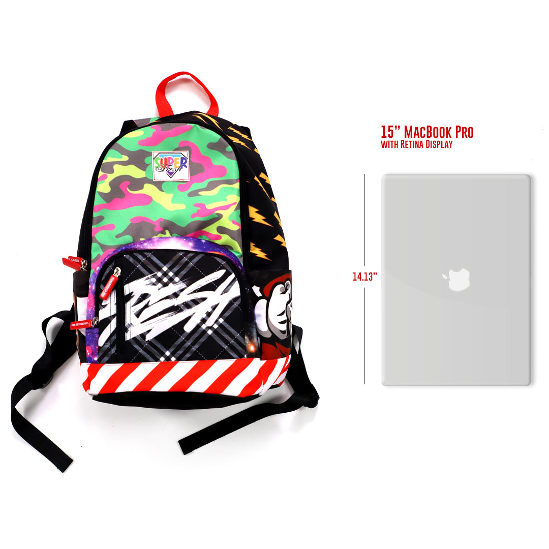 Remixed Backpack V3.0<br>(w/laptop sleeve)