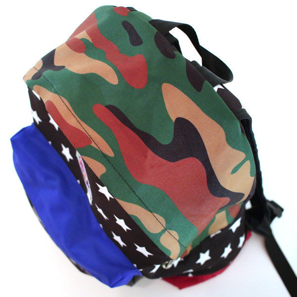 Remixed Backpack<br> (no laptop sleeve)
