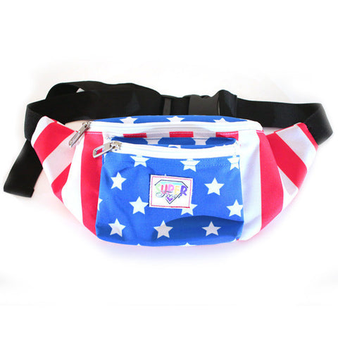 Waist pack (stars/stripes)