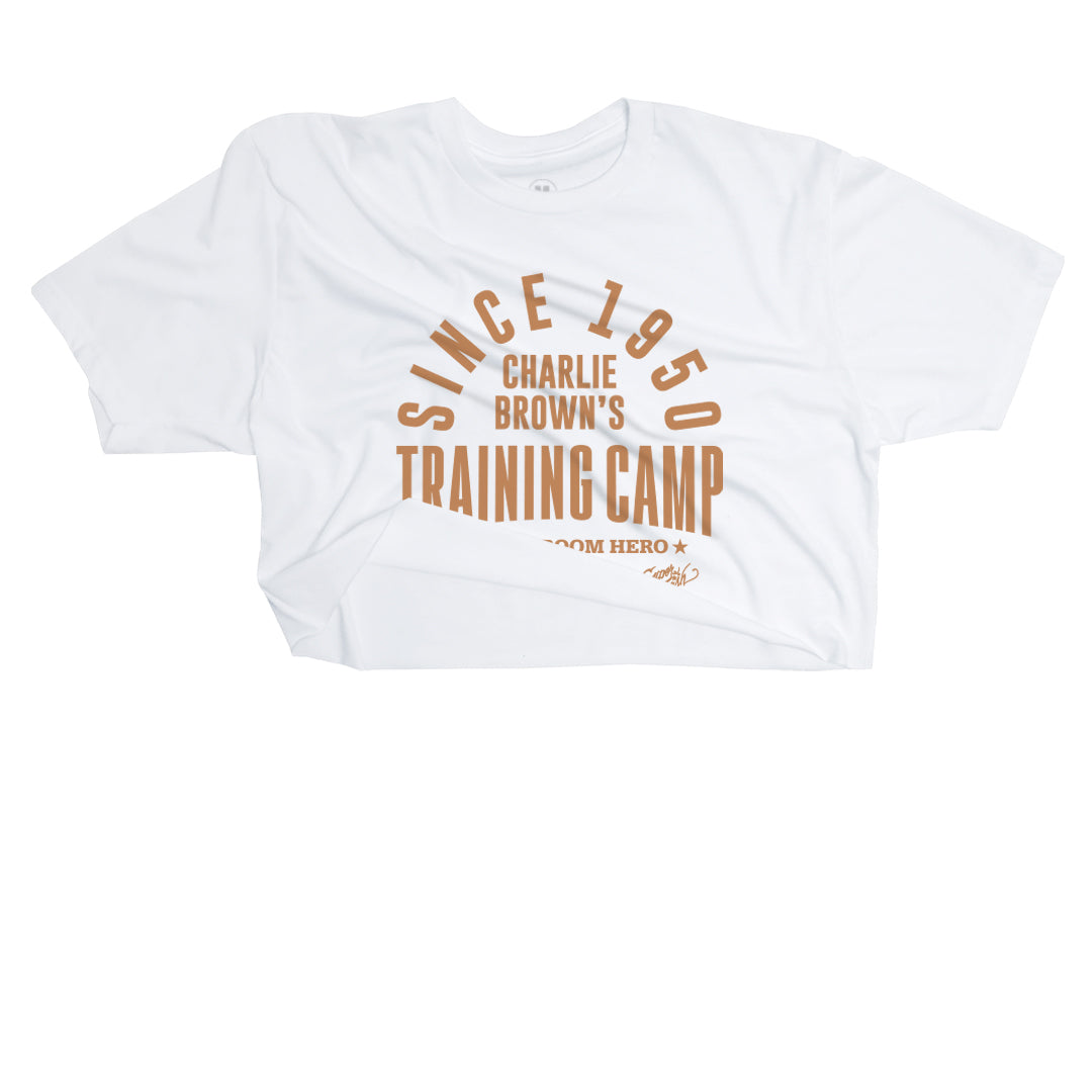 Charlie Brown's Training Camp