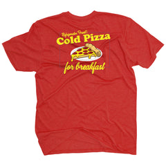 Cold Pizza Connoisseur