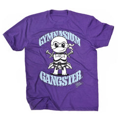 Gymnasium Gangster (Turtle)<br> [Tee]