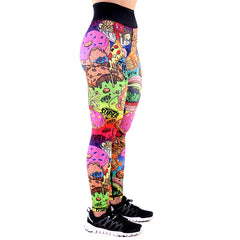 Junk Food V2 Leggings (Rainbow)<br> PRE-ORDER! (ships 11/16-11/23)<br> [2nd delivery]
