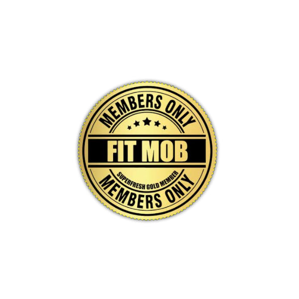 FIT MOB MEMBERSHIP (Backstage Pass)