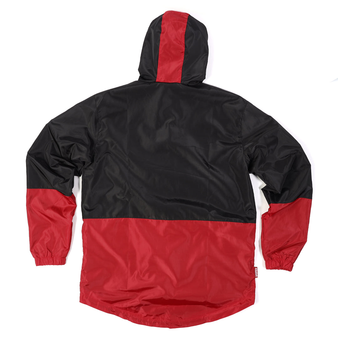 Scallop Windbreaker