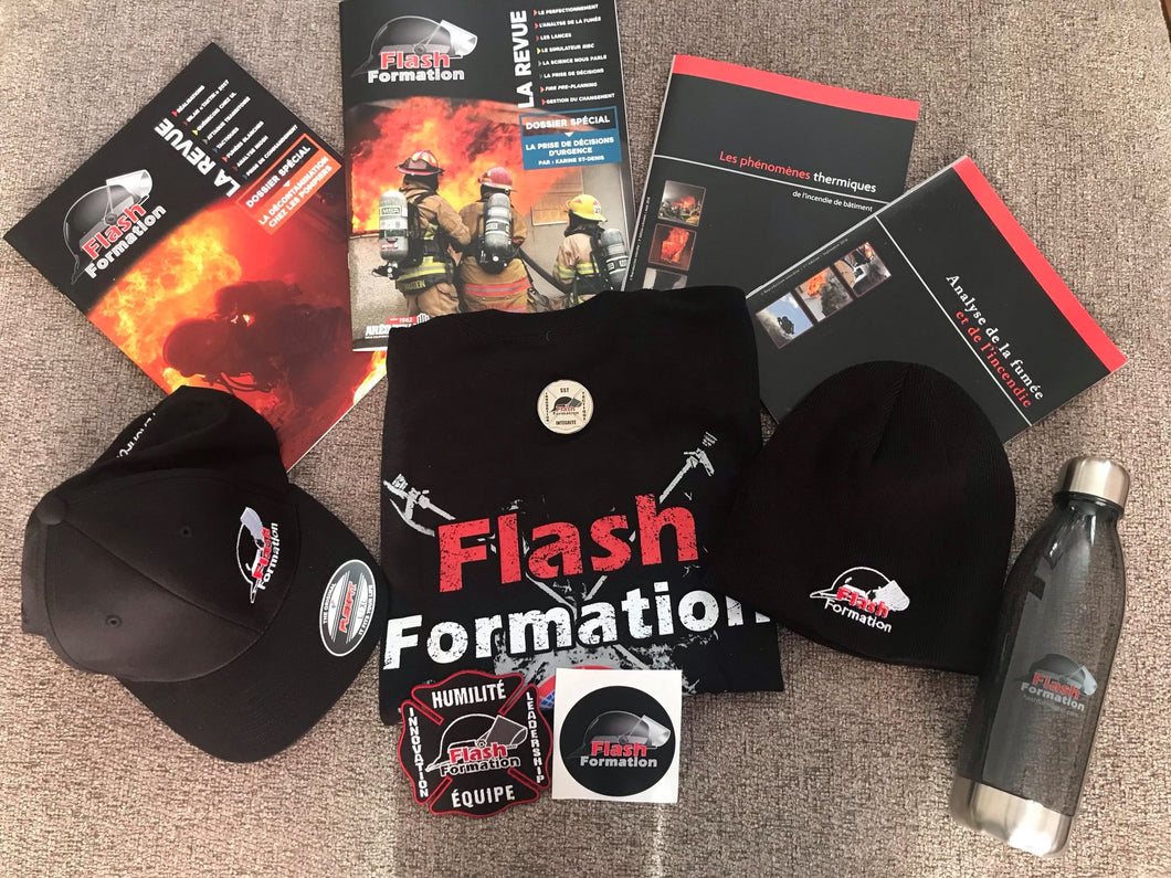 Kit complet Flash Formation