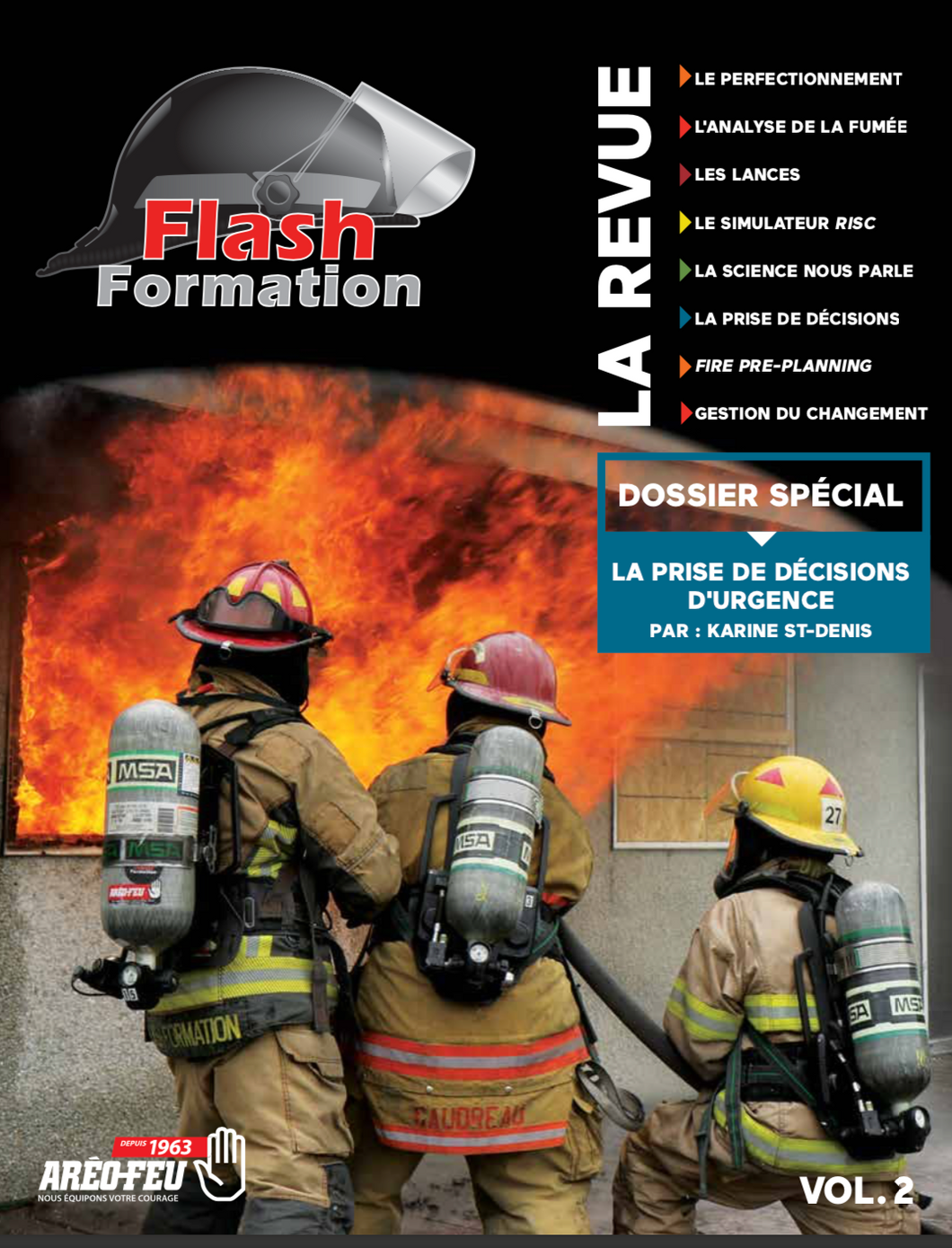 Flash Formation LA REVUE vol.2