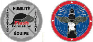 """Challenge Coin"" Flash Formation"