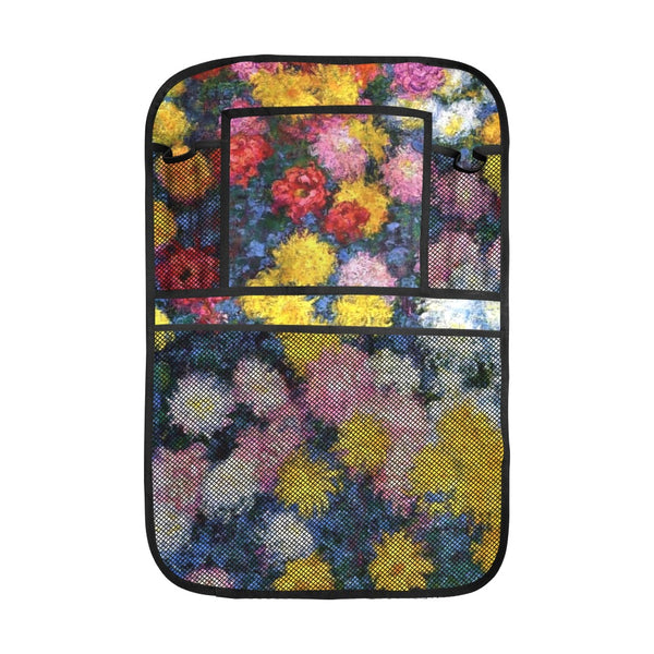 Monet's Carnations Car Seat Back Organizer (2-Pack)