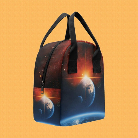 Beautiful Planet Insulated Lunch Bag