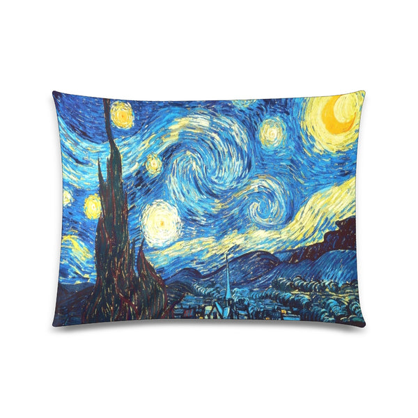 "Starry Night Pillow Case 20""x26"""