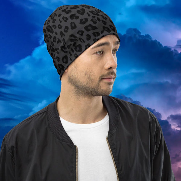 Black Panther All-Over Print Beanie