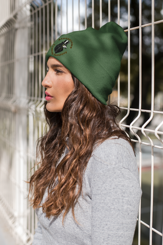 Stonecrowe Trading Company Embroidered Beanie
