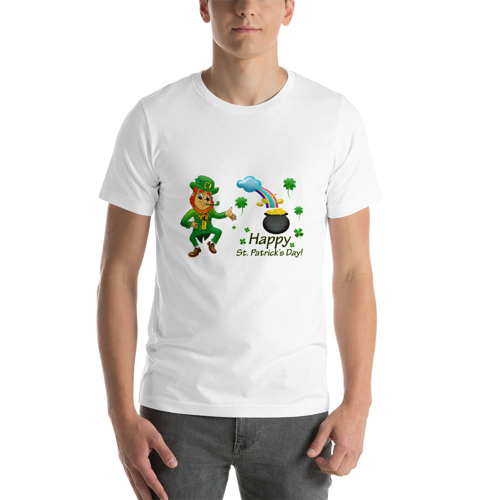 St Patrick's Day Short-Sleeve T-Shirt
