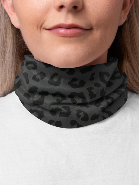 Black Panther Neck Gaiter