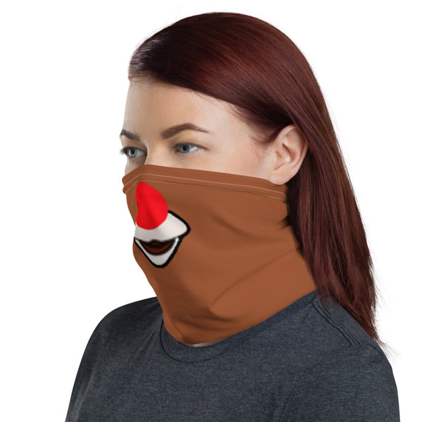 Red Nosed Neck Gaiter
