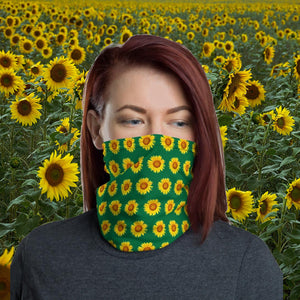 Sunflowers Neck Gaiter