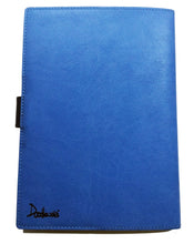 Load image into Gallery viewer, Classy Matka Selfie Notebook - Blue