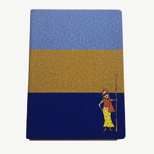 3 Colour Swag Lady Notebook