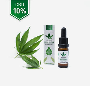 CBD Vollspektrum Hanf Aroma Öl 10% - CBD Feelgood