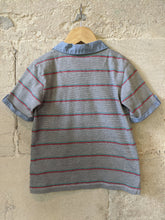 Load image into Gallery viewer, Cool Designer Kids Preloved Brands Ted Baker Sale Striped T Shirt