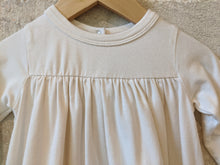 Load image into Gallery viewer, DPAM Preloved Beautiful Baby Cream A-Line Dress 6 Months