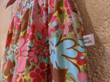 Load image into Gallery viewer, OshKosh Vintage Bright Floral Dress 12 Months