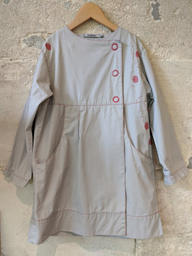 Beautiful French Preloved Summer Jacket Quality Secondhand Kids Clothes 7-8 Years