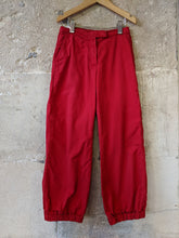 Load image into Gallery viewer, IKKS Designer Red Trousers Sale
