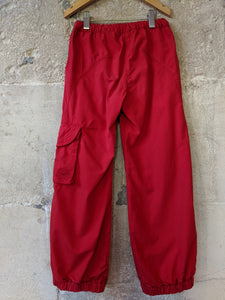 Cool IKKS Designer Kids Clothes Red Trousers Sale
