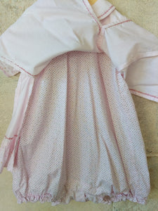 Beautiful Catimini Baby Romper & Dress All in One 6 Months