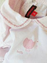 Load image into Gallery viewer, Beautiful Catimini Baby Romper & Dress All in One 6 Months