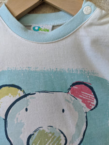 Cute Teddy Bear T Shirt 18 Months