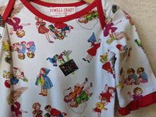 Load image into Gallery viewer, Brilliant Vintage Red Romper 6 Months
