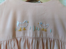 Load image into Gallery viewer, Beautiful Handmade Antique Super Soft Cotton Dress 6 Months