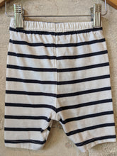 Load image into Gallery viewer, Classic Breton Striped Soft Cotton Shorts - 3 Months