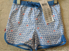 Load image into Gallery viewer, NEW Little Turtle Print French Cotton Shorts 6 Months